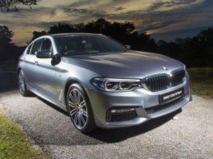 BMW Serie 5 530i M Sport 2017