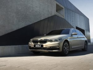 BMW Serie 5 530Le China 2017