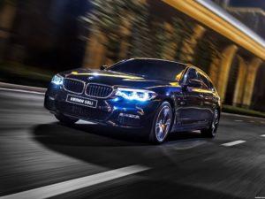 BMW Serie 5 530Li xDrive M Sport China  2017