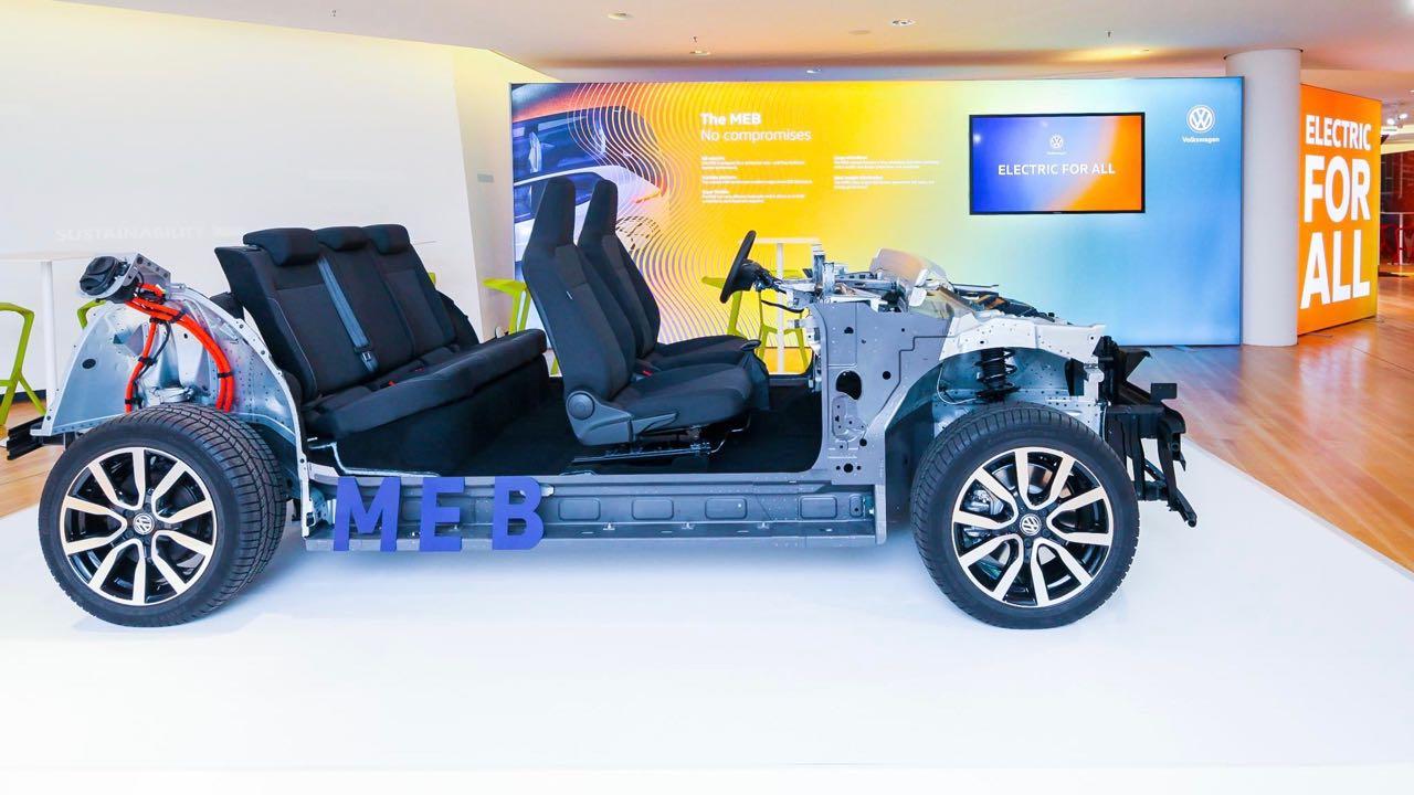 plataforma MEB Volkswagen – 1