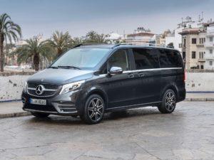 Mercedes Clase V 300 d 4MATIC AMG Line 2019