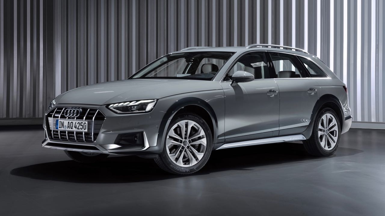 Audi A4 Allroad 2020 – 1