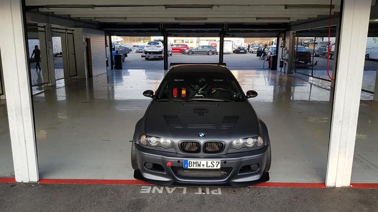 BMW M3 E46 LS7 (1)