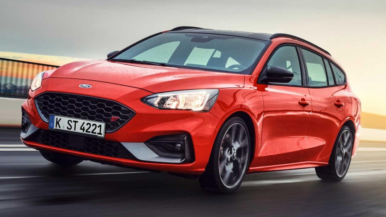 Ford Focus ST Sportbreak (7)