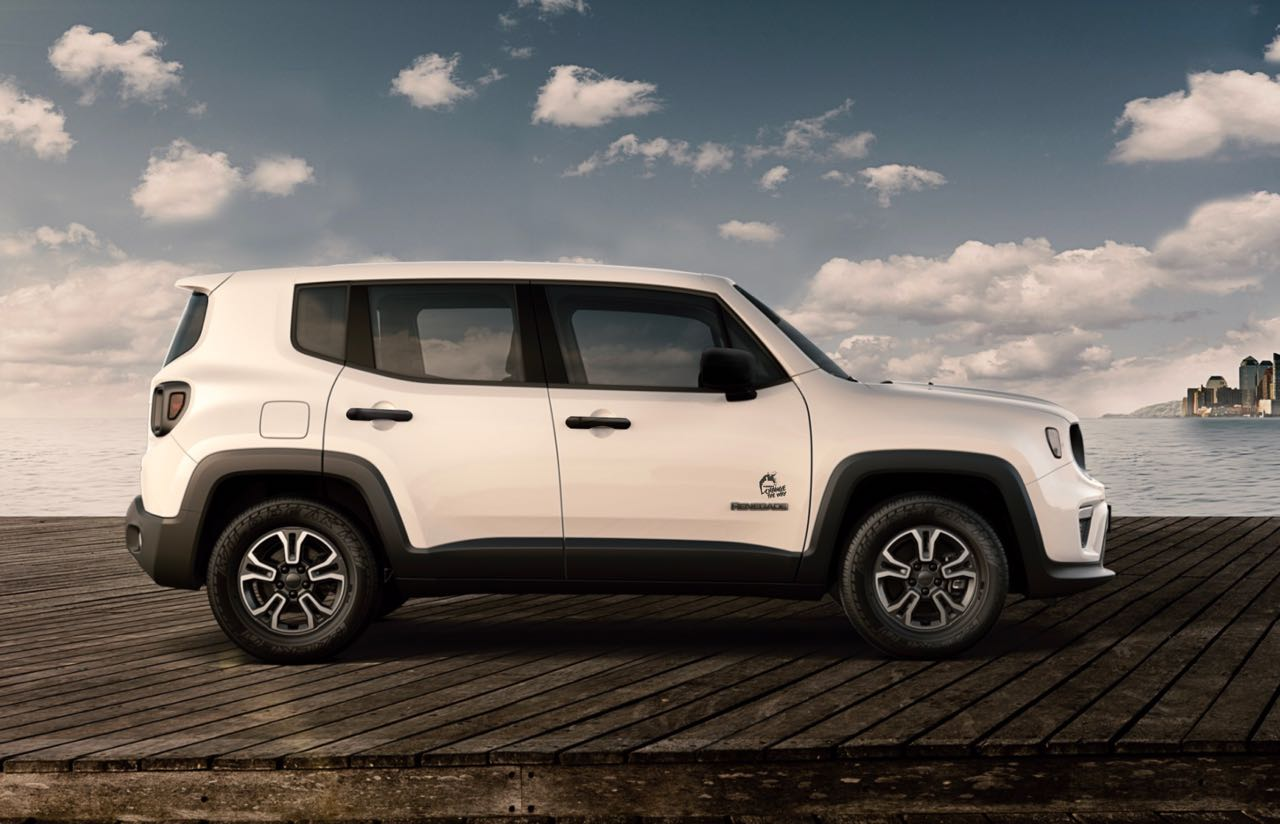 Jeep Renegade Change The Way 2019 – 1