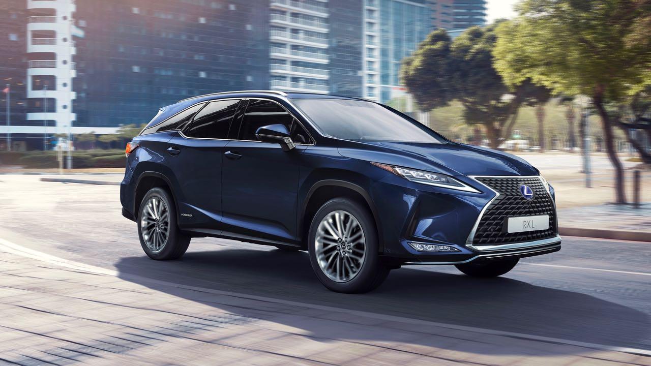 Lexus RX L 2020 – 1