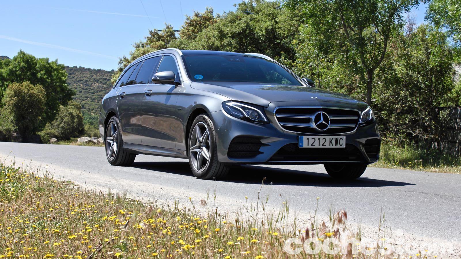 Mercedes Clase E 300 de Estate prueba – 4