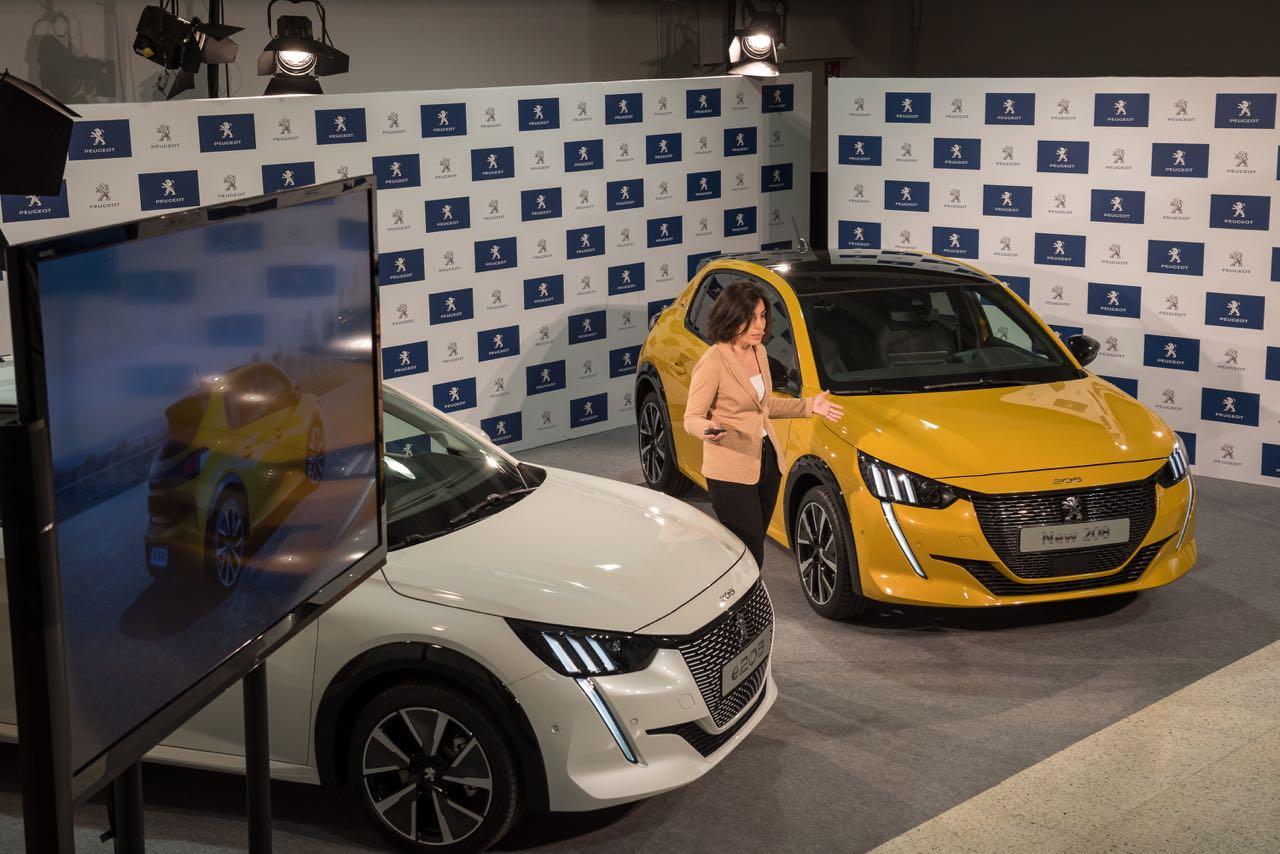 Peugeot 208 2020 presentacion – 69