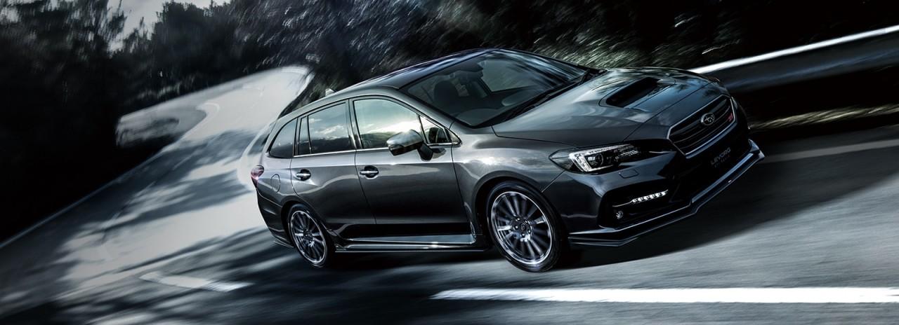 Subaru Levorg STI Sport (1)