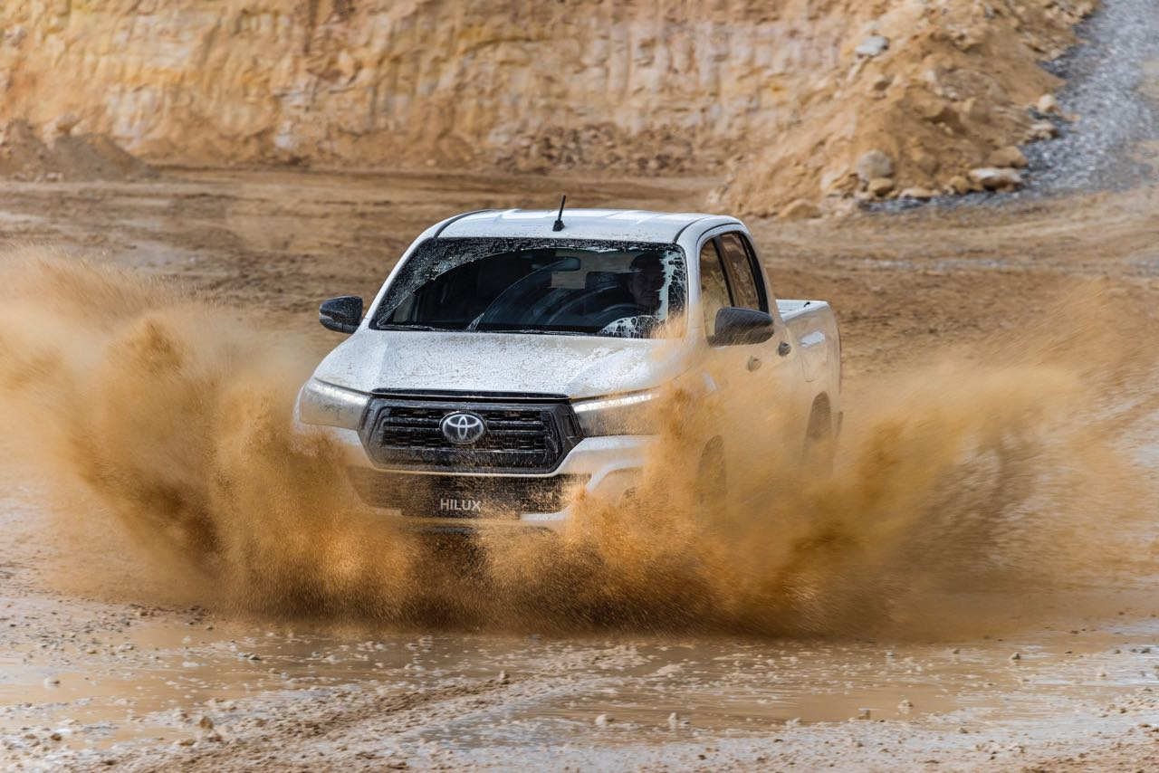 Toyota Hilux Special Edition 2019 – 45