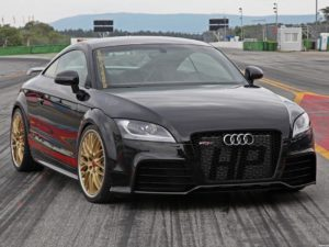 HPerformance Audi TT RS Black Hawk 2015