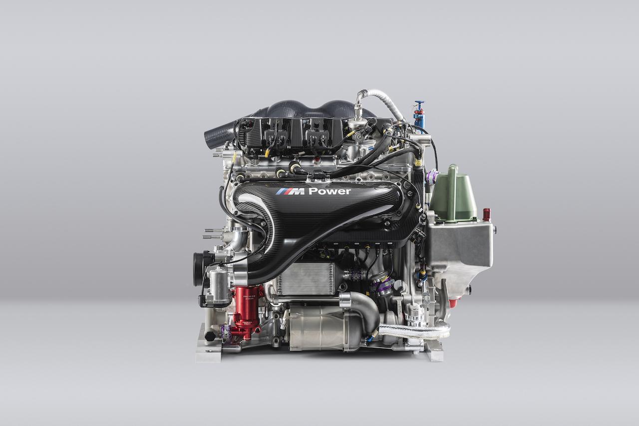 BMW M4 DTM Motor, Muenchen 27.03.2019©Martin Hangen/hangenfoto