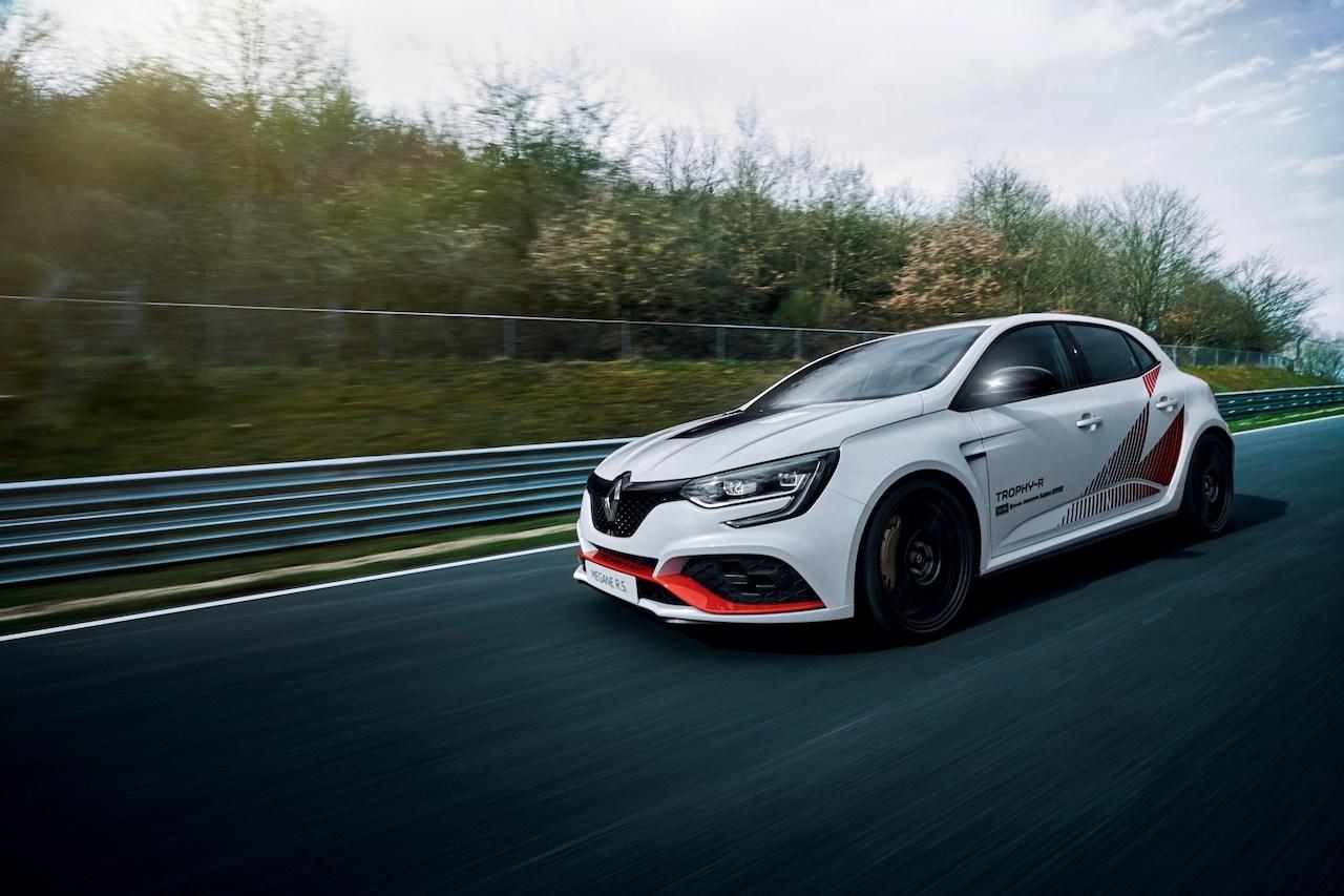 2019 – Renault MÉGANE R.S. TROPHY-R : record au Nürburgring