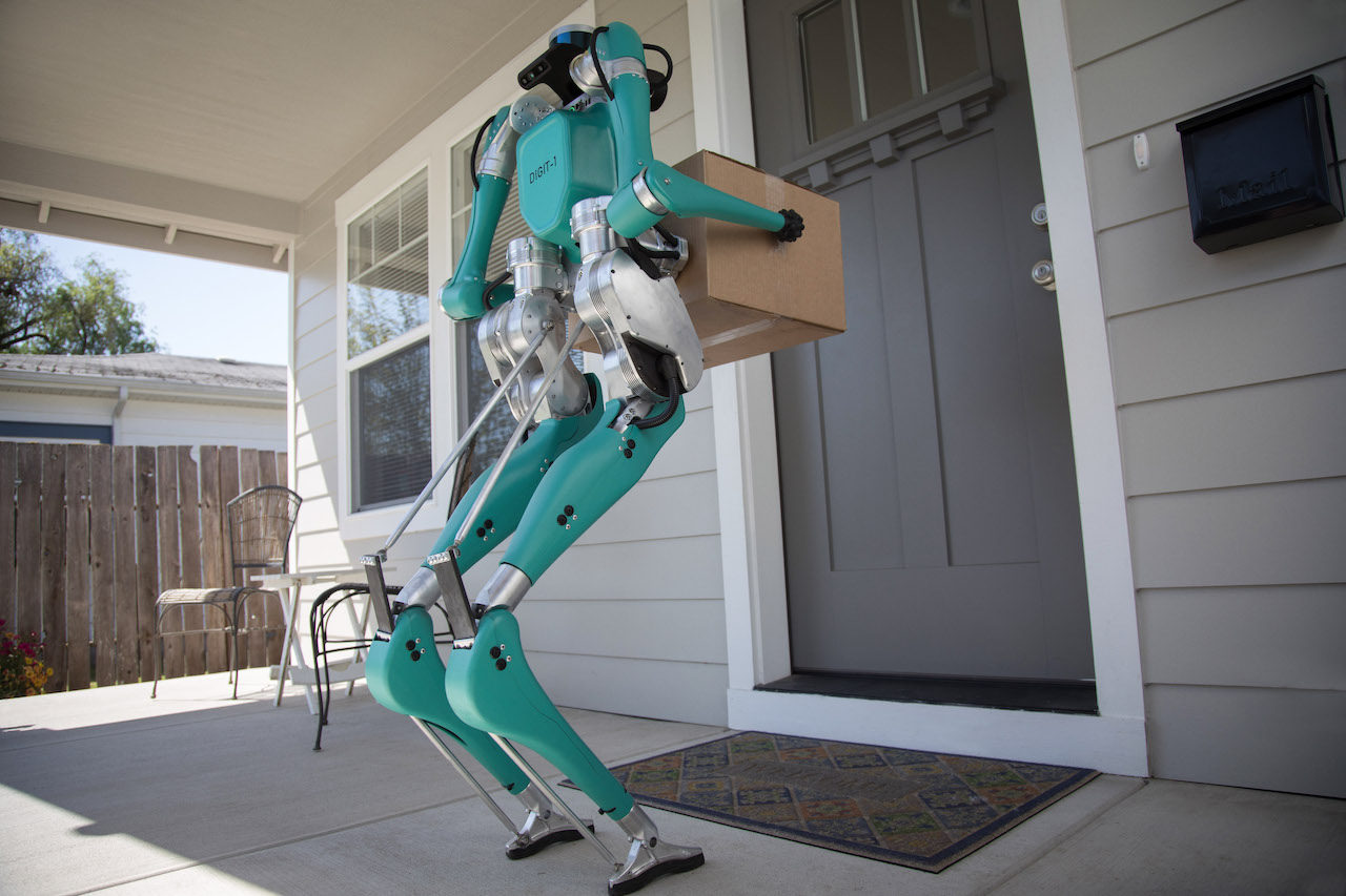Digit – Agility Robotics