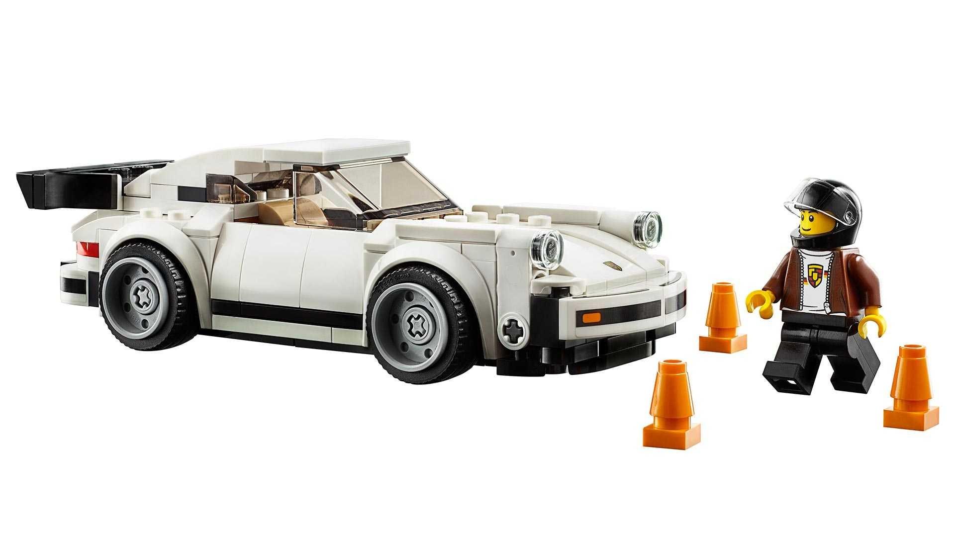 1974 LEGO Porsche 911 Turbo (3)