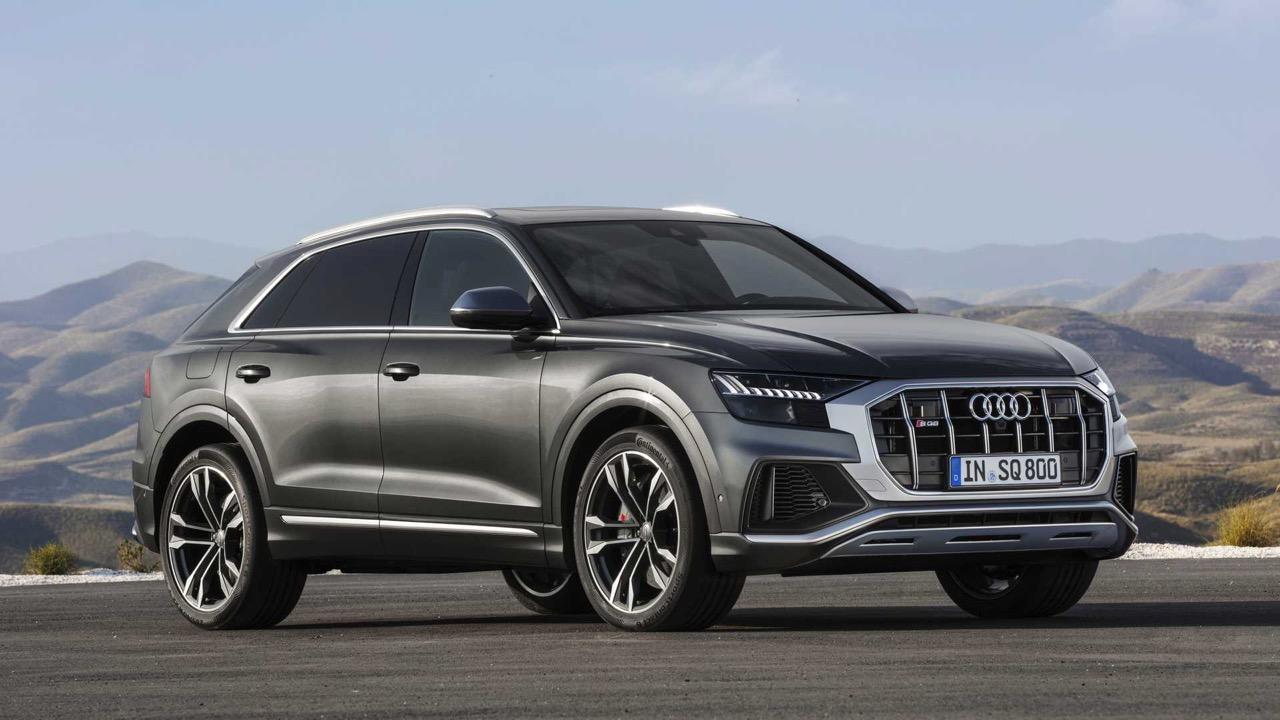 Audi SQ8 TDI 2019 – 8