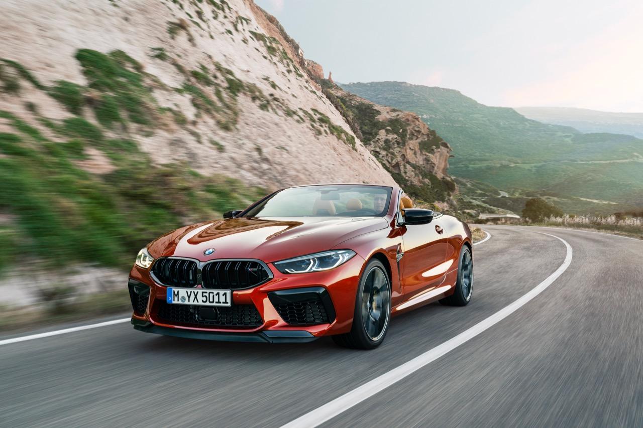 BMW M8 Cabrio Competition – 7