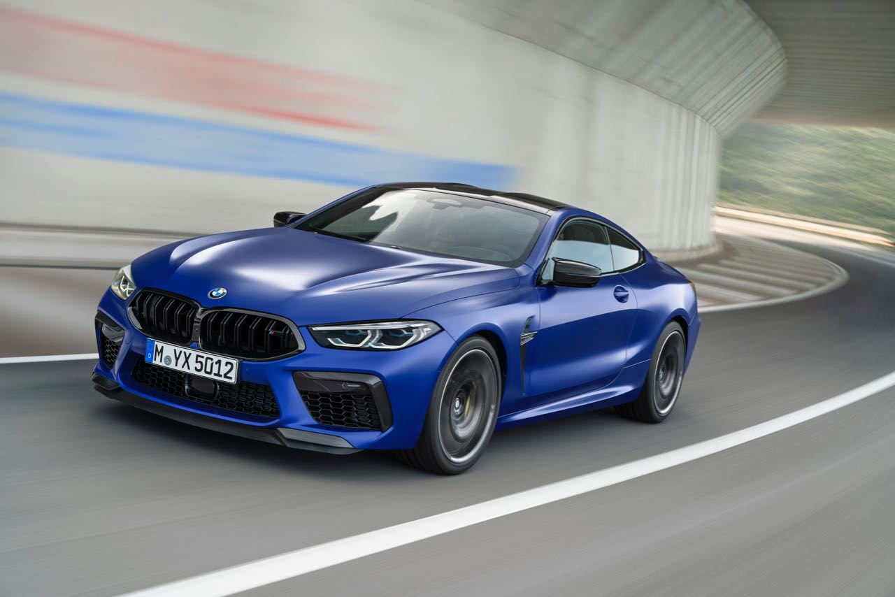 BMW M8 Coupe 2019 – 9