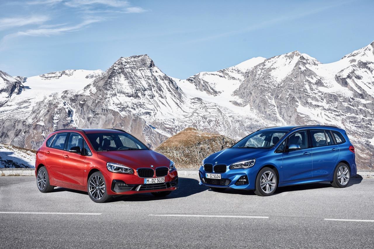 BMW Serie 2 Active y Grand Tourer – 1