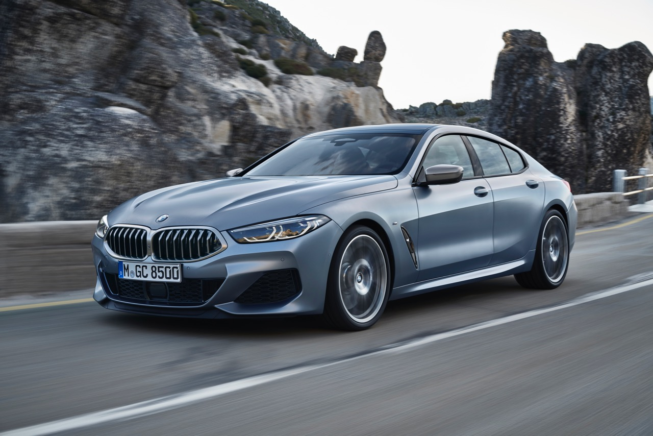 BMW Serie 8 Gran Coupe 2020 – 12