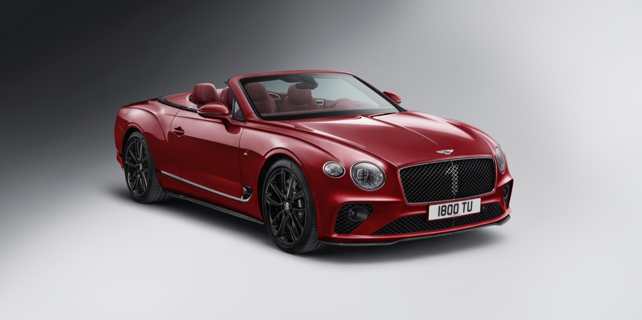 Bentley Continental GT Convertible Number 1 Edition – 3
