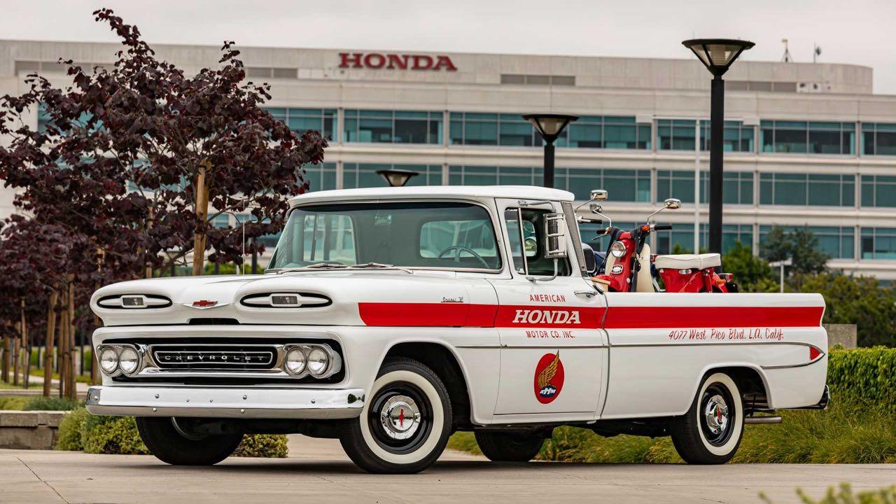 Chevy Apache 1961 Honda America – 9