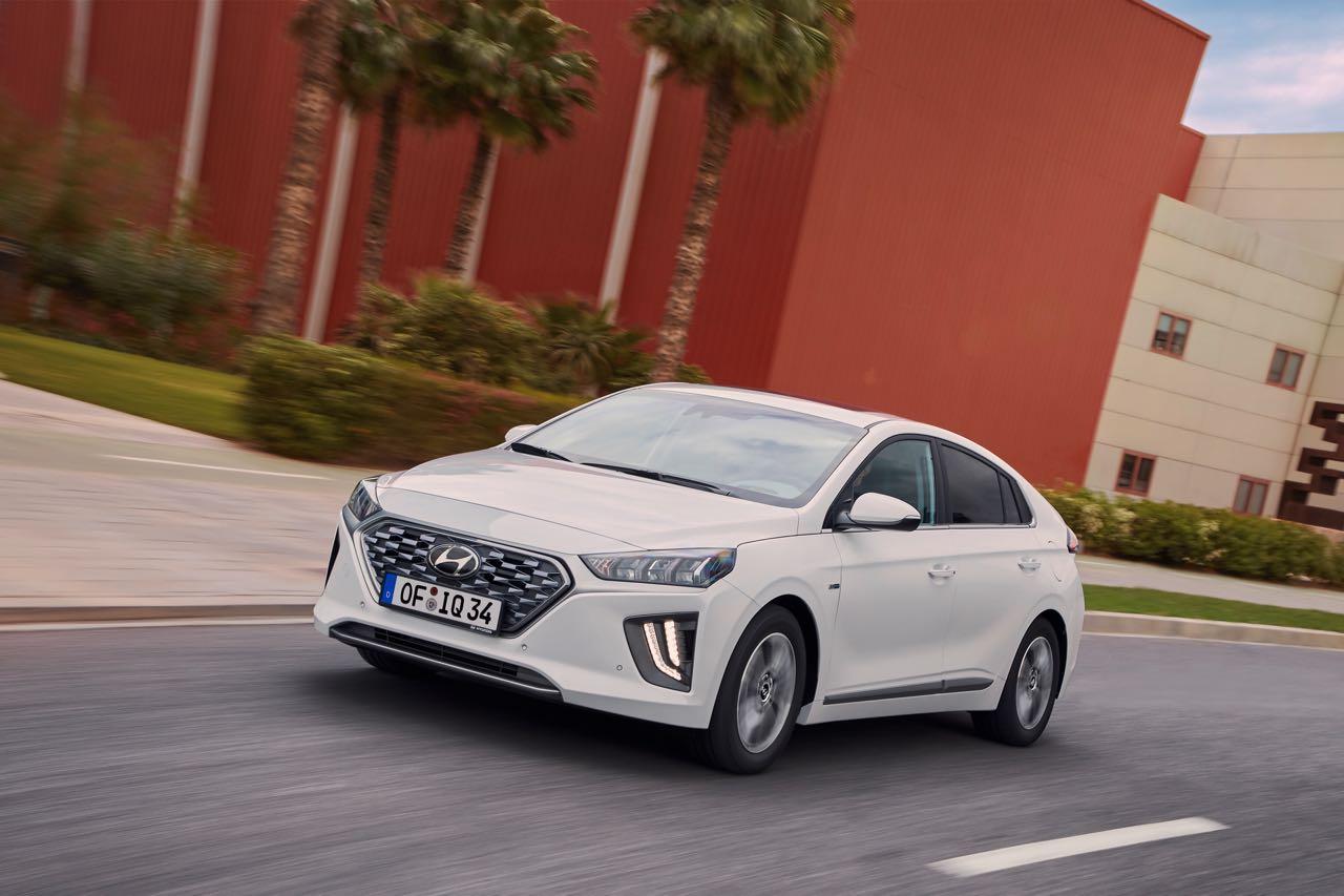 Hyundai Ioniq Hybrid 2019 – 1