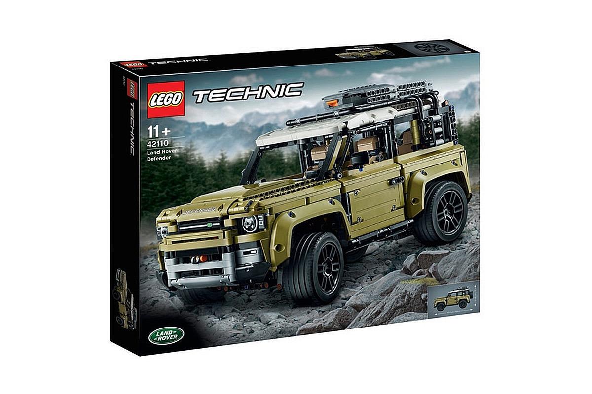 Land Rover Defender Lego – 1