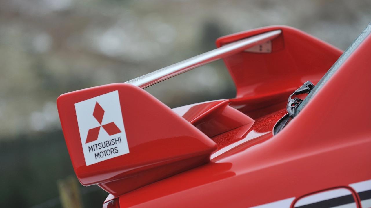 Mitsubishi Lancer Evolution regreso – 2