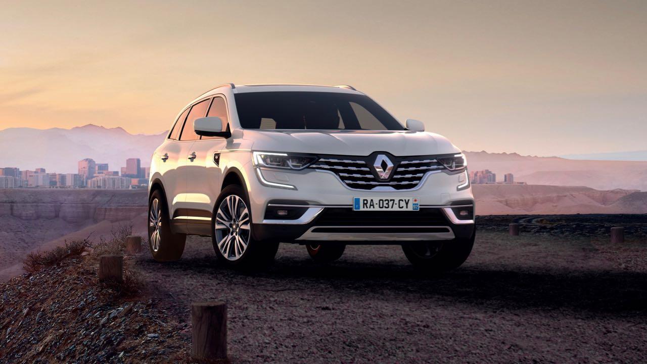2019 – Nouveau Renault KOLEOS Initiale Paris