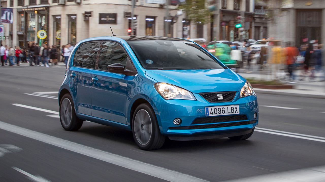 Seat Mii electric 2020 – 4