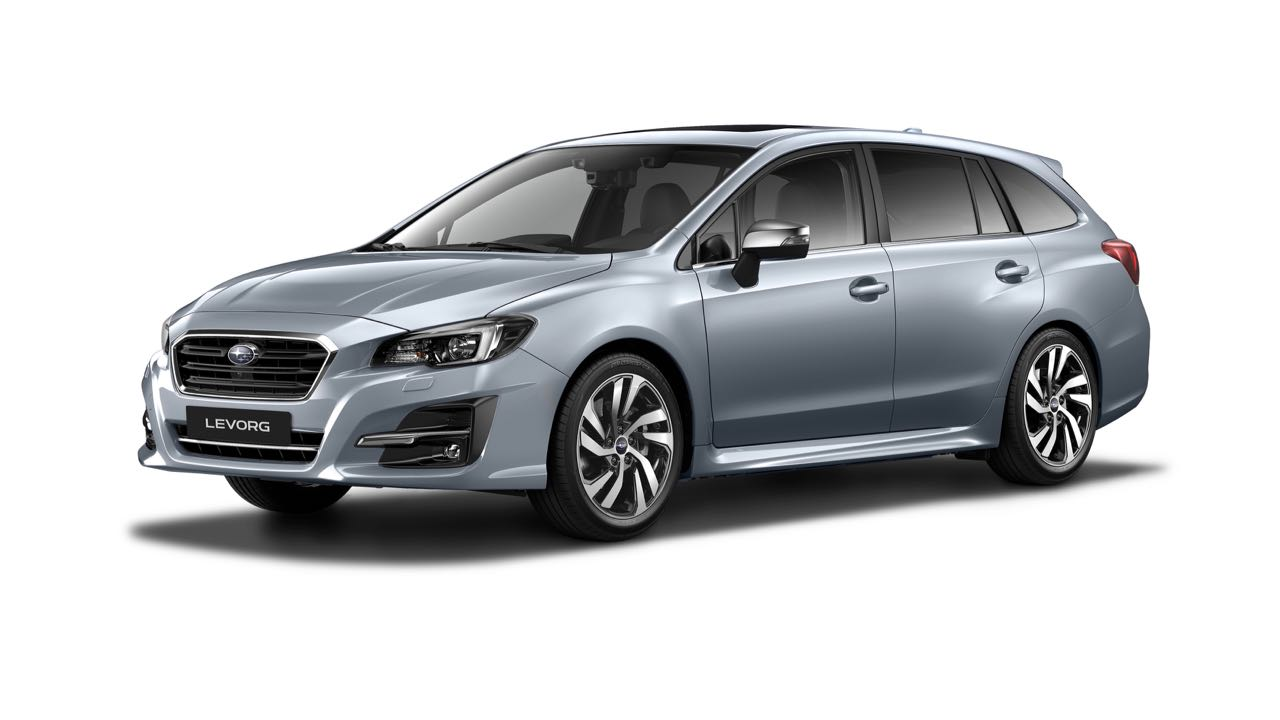 Subaru Levorg 2019 – 1