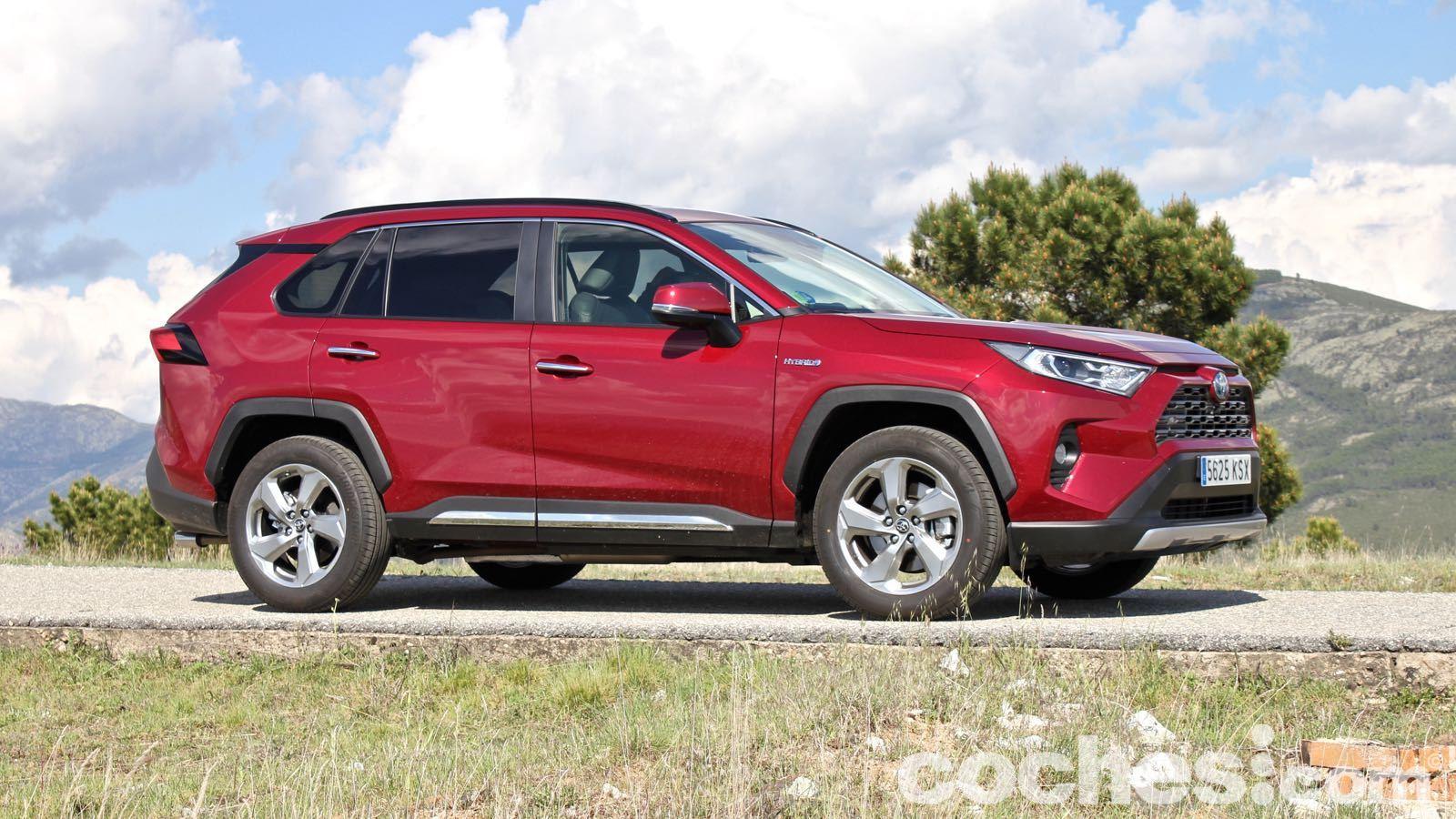 Toyota RAV4 Hybrid 2019 prueba – 15