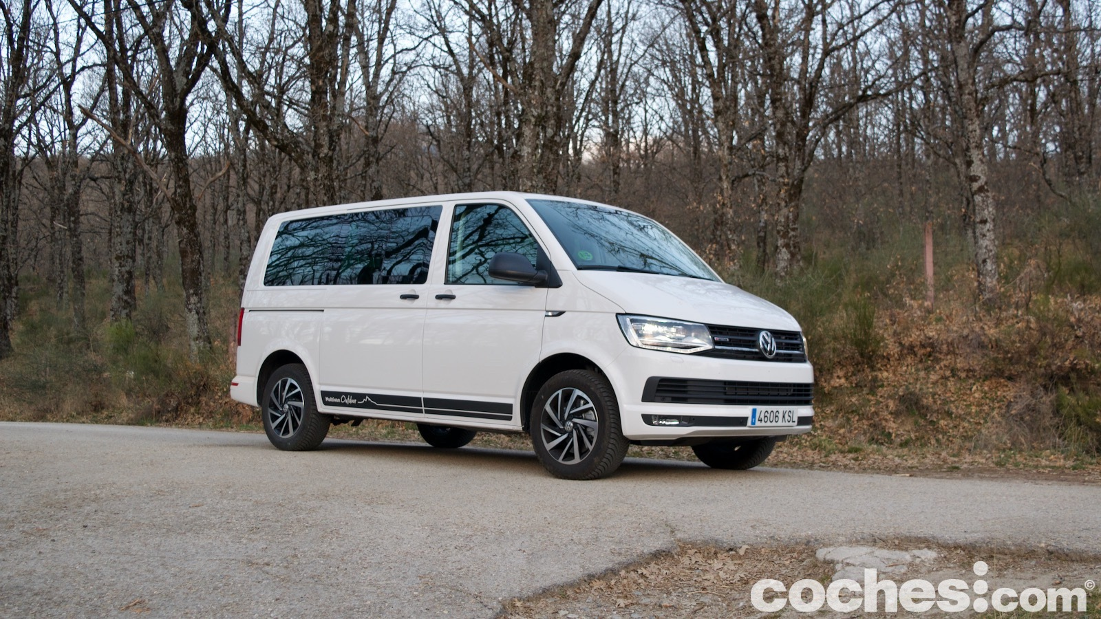 Volkswagen Multivan Outdoor prueba exterior – 14