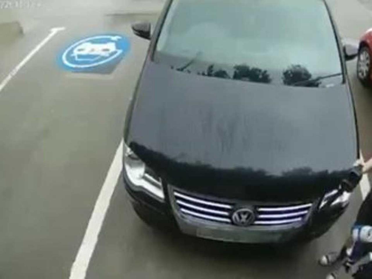 Volkswagen Neumáticos Cargador Eléctrico