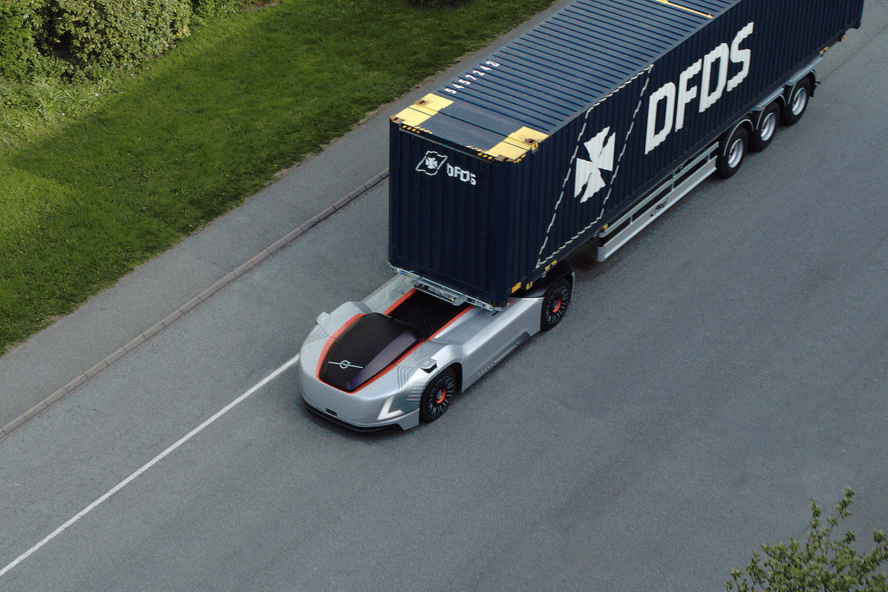 Volvo Vera camion autonomo – 4
