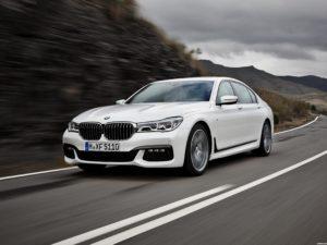 BMW Serie 7 750Li xDrive M Sport G12 2015