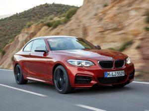 BMW M240i xDrive Coupe F22  2017