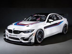 BMW M4 GT4 F82 2017