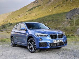 BMW X1 xDrive20d M Sport F48  2015