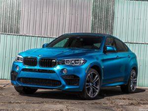 BMW X6 M F86 USA  2015