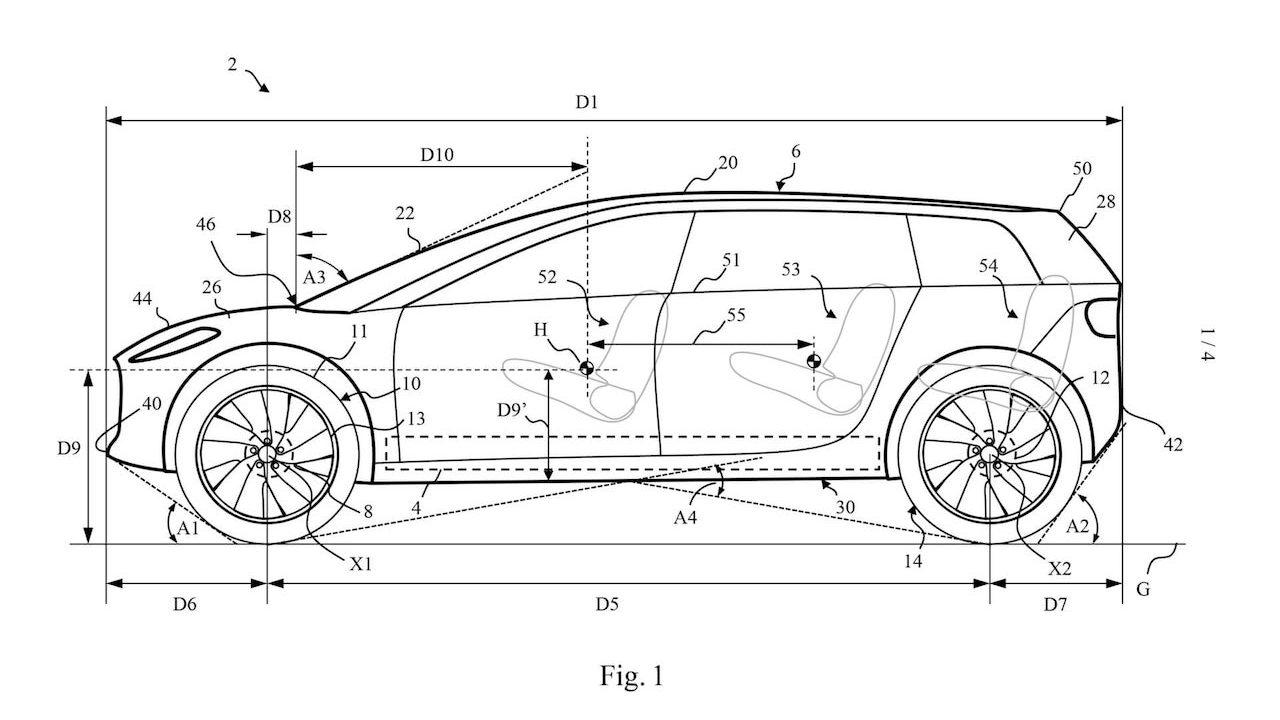 coche dyson patente