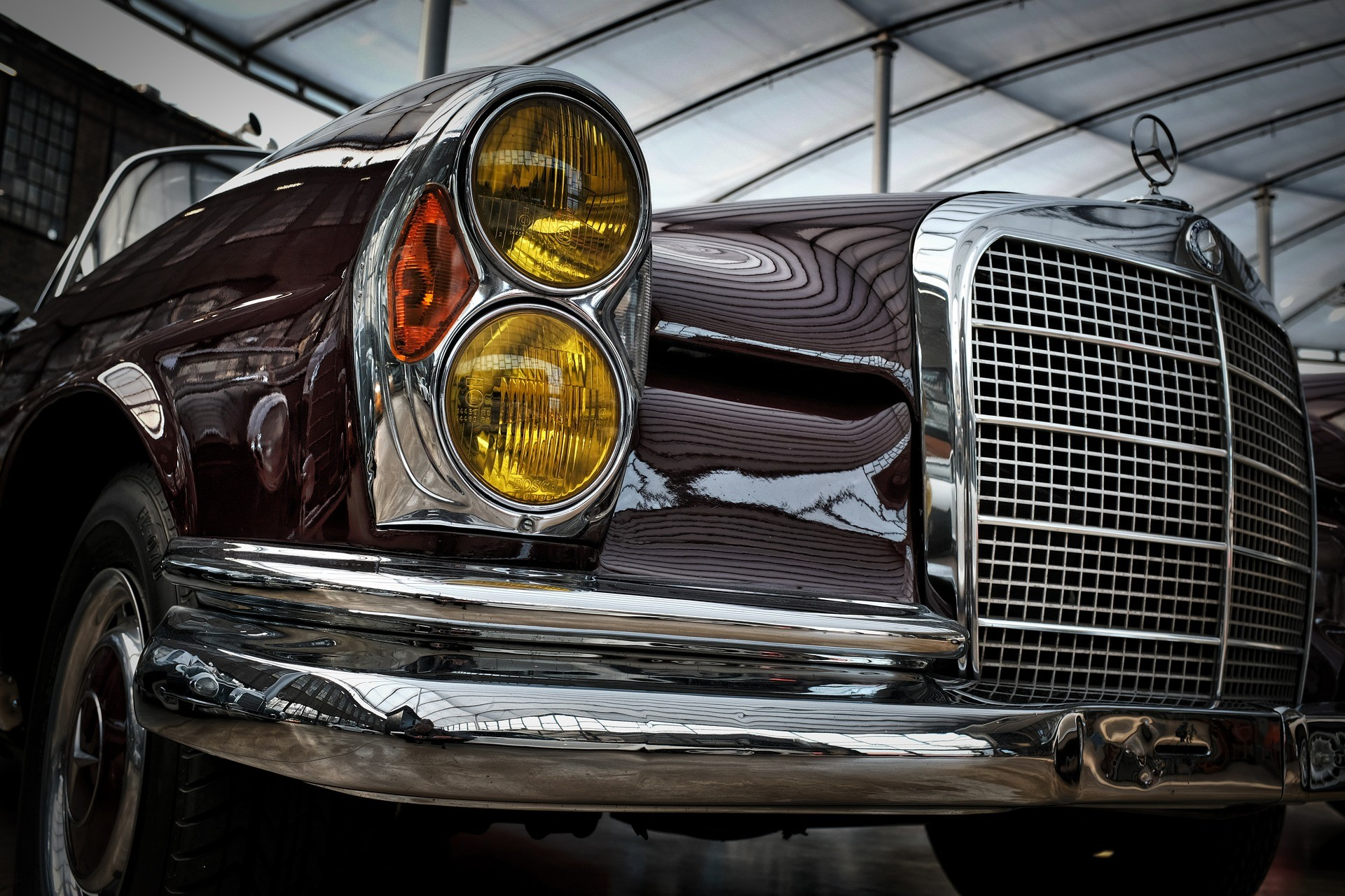 Import Car From Germany – Mercedes