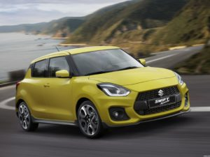 Suzuki Swift Sport  2017