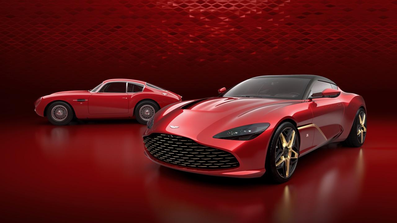 Aston Martin DBS GT Zagato – 1