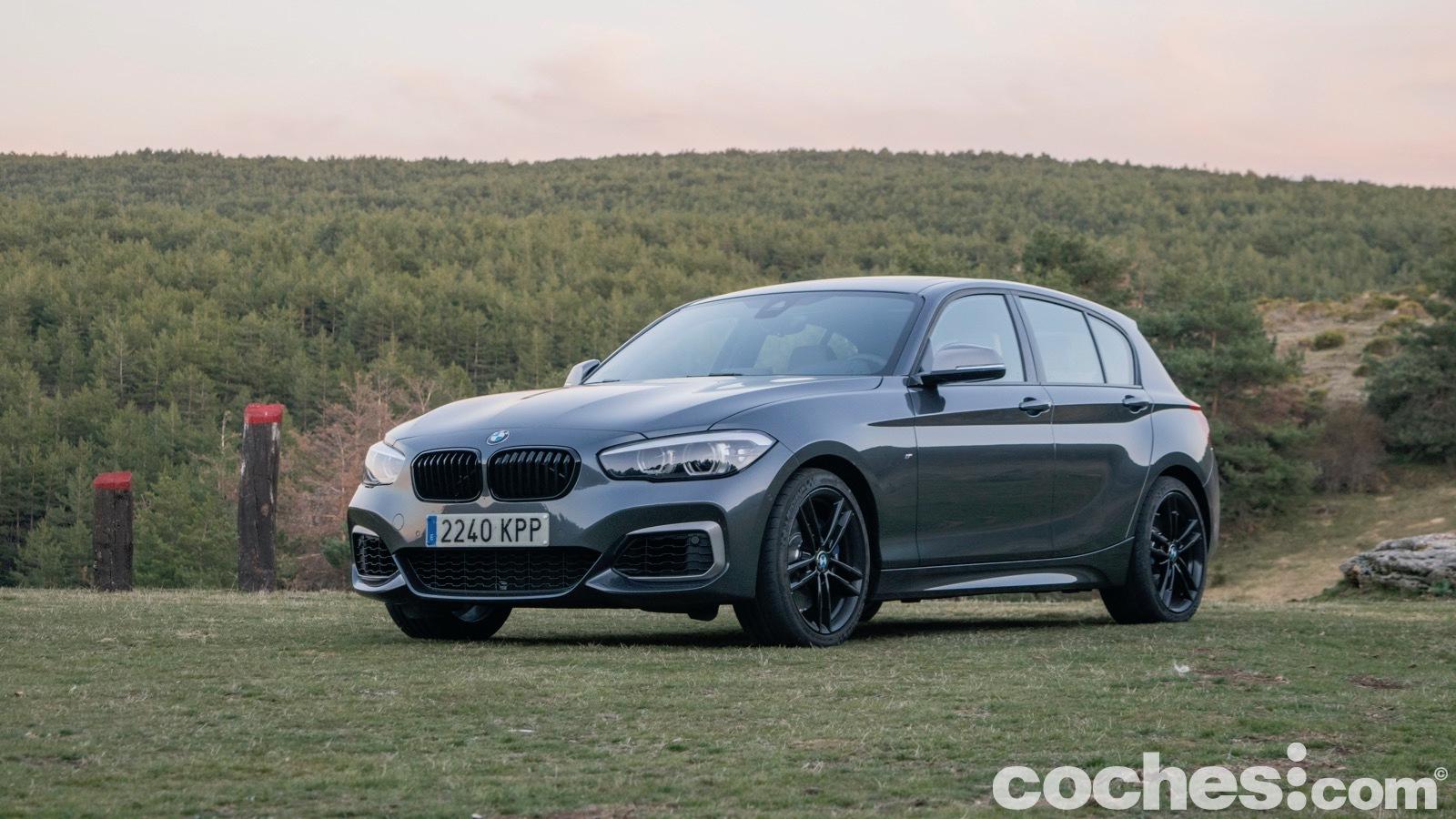 BMW M140i prueba – exterior – 5