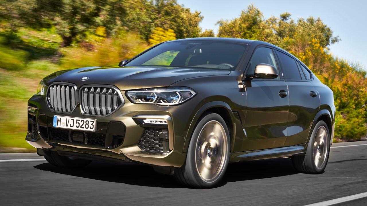 BMW X6 2020 portada – 1