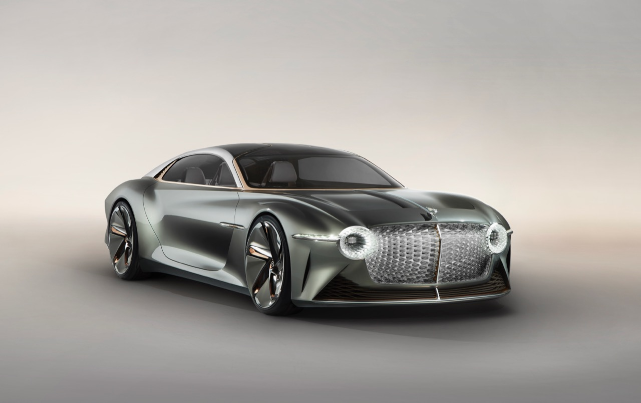Bentley EXP 100 GT – 3