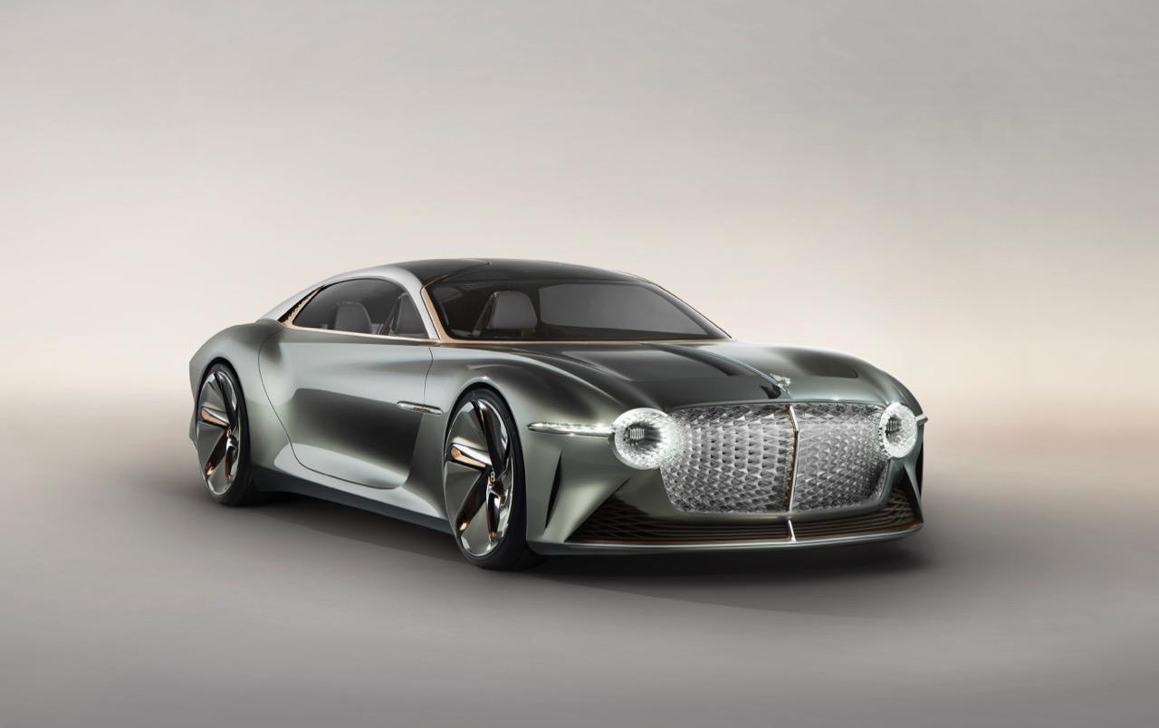 Bentley EXP 100 GT – 3