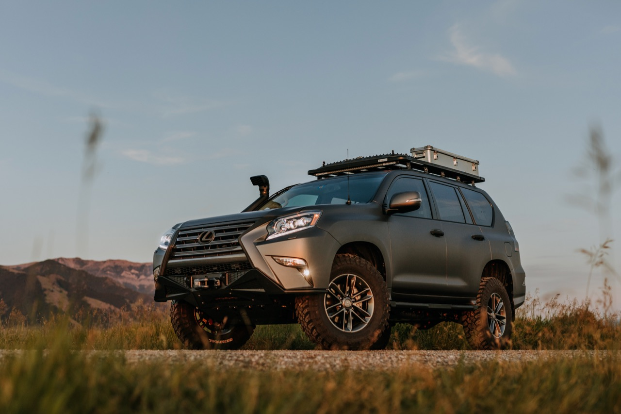 Lexus GX Off-Road Concept – 11